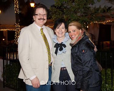 Melvin & Dee Churchill, ELizabeth Niemi