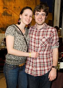 Olga and Matt Hollingsworth