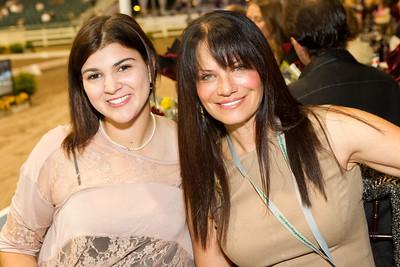 Carol Cohen (on right)