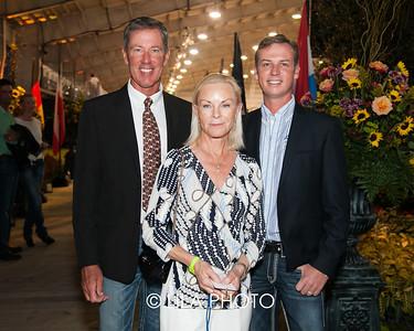 Petery Gray, Sonja Ucci, Carl Hester
