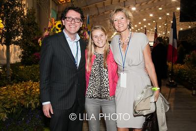 John van de Laer, Liselotte Van Bothen, Simone Filippini