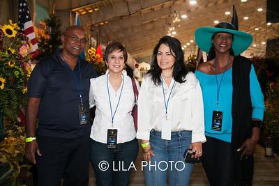 Kris Persaud, Dr. Maria Lopez, Patricia Salgavo, Wilma Persaud