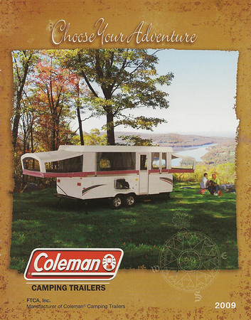 2009 Coleman Camping Trailers