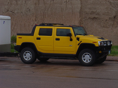 My solution was to get a Yellow Hummer H2 to pull the Evolution but that and the yellow PUP got vetoed by the wife and my Fleetwood dealer :(