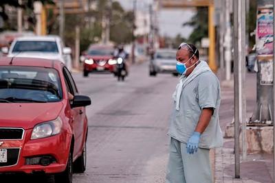 Pandemia en Cancún