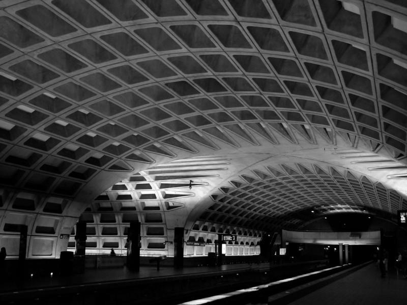 DC-Station-B&W