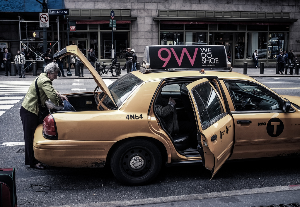 Taxi at Grand Central_8206178118_l