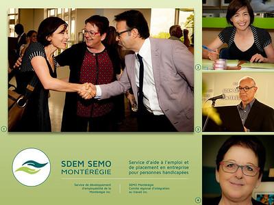SDEM SEMO MONTÉRÉGIE - Des entreprises mises à l'honneur