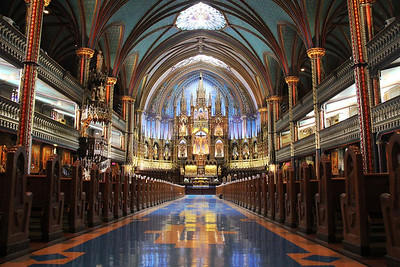 Notre Dame Montreal