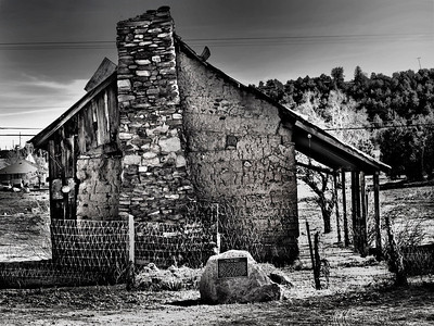 The Oldest building in Payson Arizona.