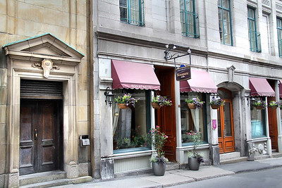 Our hotel in Montreal-The Bonaparte