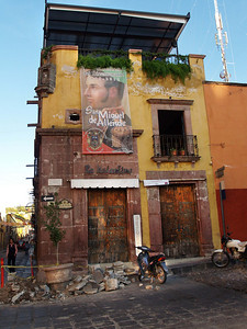 San Miguel de Allende is located in the far eastern part of the state of Guanajuato in central Mexico.