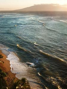 Maui, Hawaii coastline
