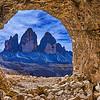 Tre Cime di Lavaredo / Drei Zinnen - the Symbol of Dolomites