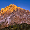 Sunset in Dolomites