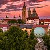 Atlas Guarding the city of Hradec Kralove