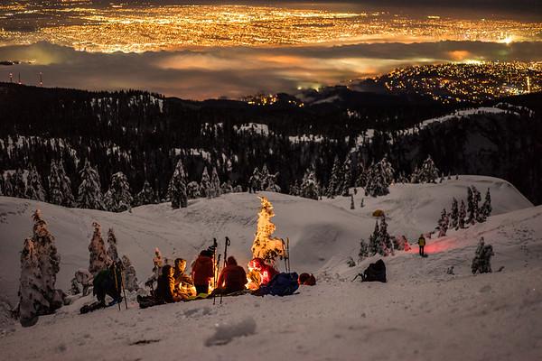 Mt. Seymour, Vancouver, British Columbia, Canada