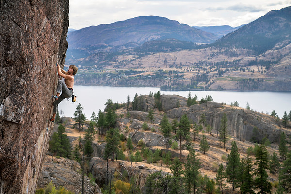 Skaha Bluffs, British Columbia, Canada