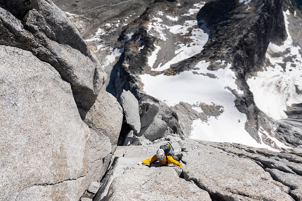 South Howser Tower, Bugaboos, British Columbia, Canada