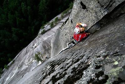 Siy'ám' Smánit, Stawamus Chief, Squamish, British Columbia, Canada