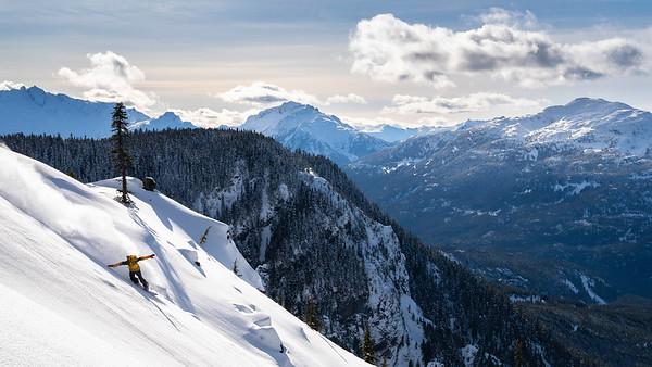 Coast Mountains, British Columbia, Canada