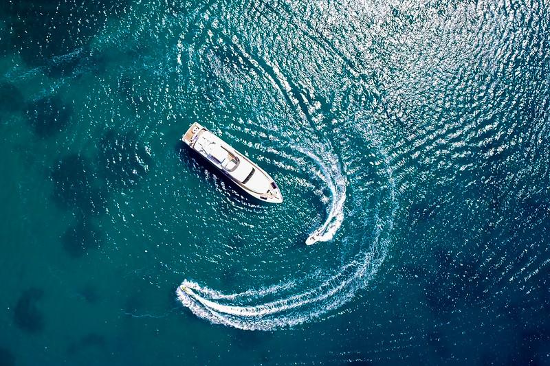 ALANDINI, Motor Yacht