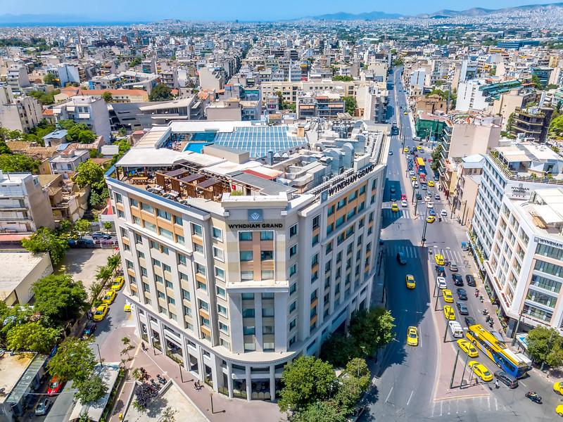 WYNDHAM GRAND, 5* Hotel, Athens