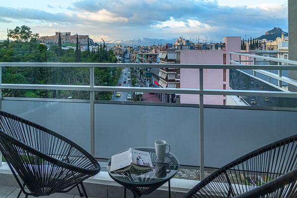 ACROPOLIS VIEW HOMEY #2, Athens