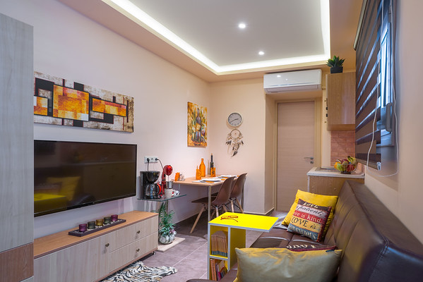 APARTMENT, Dafni 01