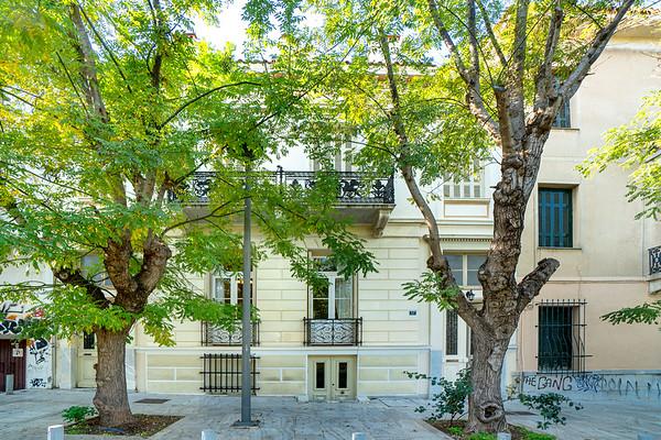 NEOCLASSICAL  BUILDING, Athens, Thiseio
