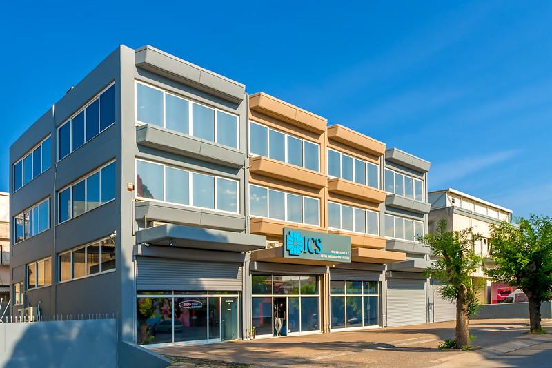 ICS, Offices, Peristeri, Athens