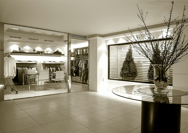 TOM FRANK LTD, Fashion Showroom, Palaio Faliro, Athens, Greece