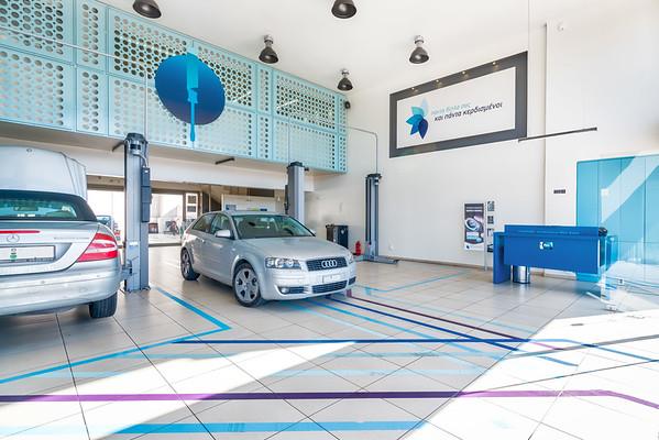 AUTOGAS TSOPELOGIANNIS GROUP, Autogas Car Services