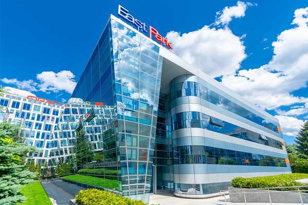 EAST PARK, Offices Building, Sofia, Bulgaria