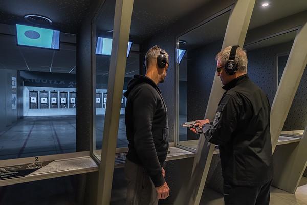ELITE SHOOTING, Shooting Club, Elefsina