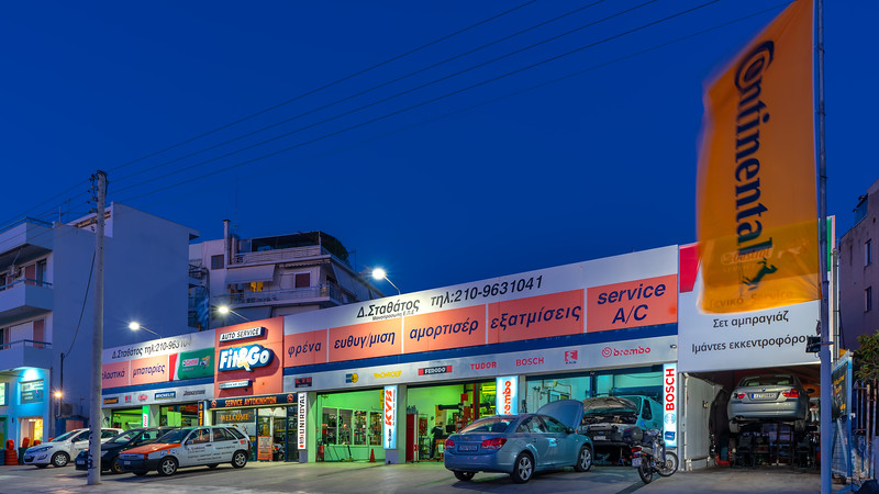FIT & GO, Car Services Shop