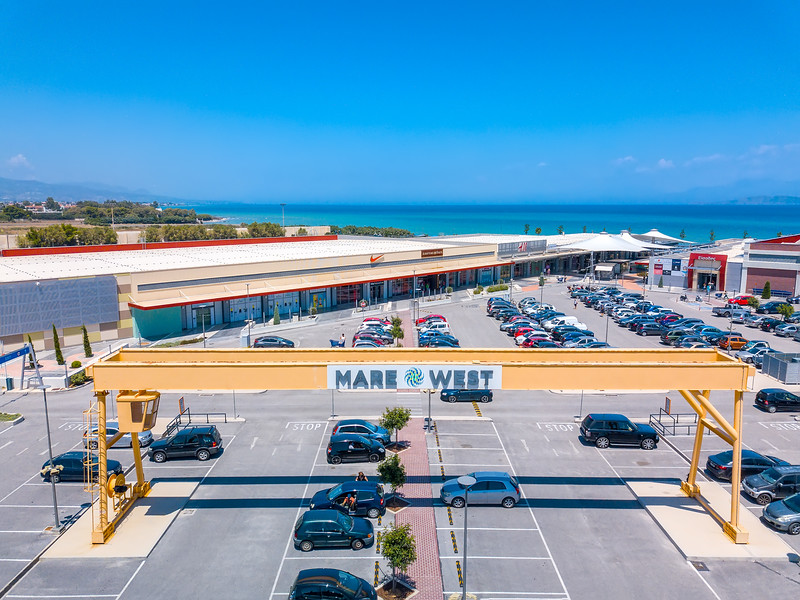MARE WEST, Shopping Center, Korinthos