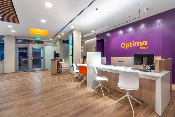 OPTIMA BANK, Banking Shop, N. Psychiko