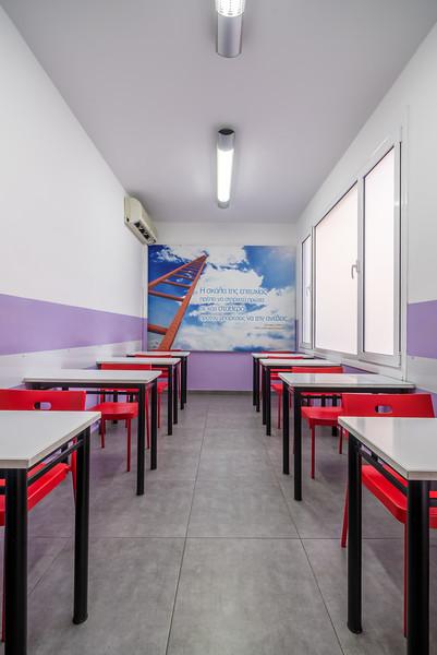PARAKINISI Ι, Tutorial School, Petroupoli