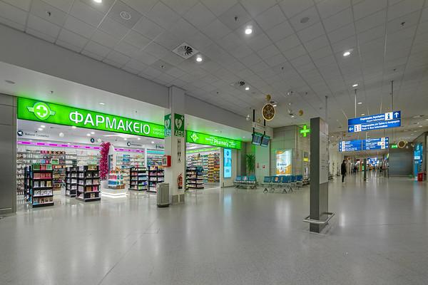PHARMACY SHOP, El Venizelos Airport