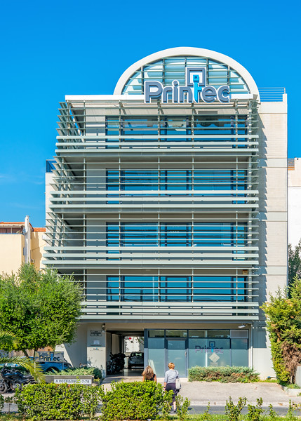 PRINTEC GROUP, Athens