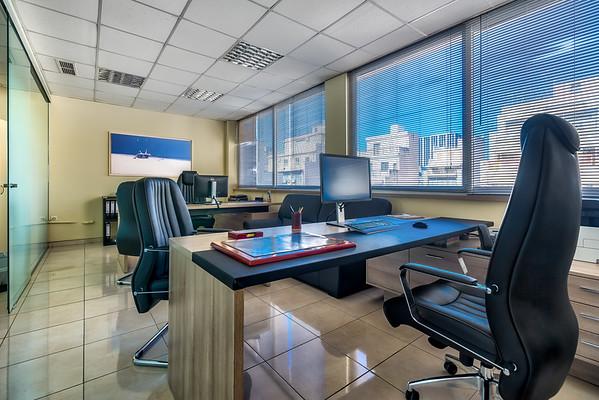 STS MARINE, Offices, Piraeus