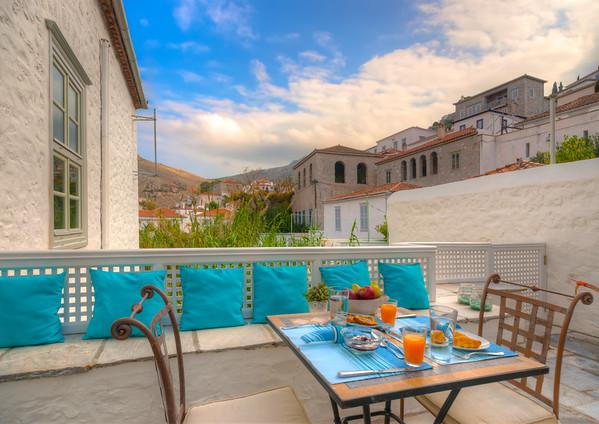 COTOMMATAE 1810,  Boutique Hotel, Hydra, Greece