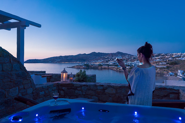 CAPE MYKONOS, Apartments, Mykonos, Greece