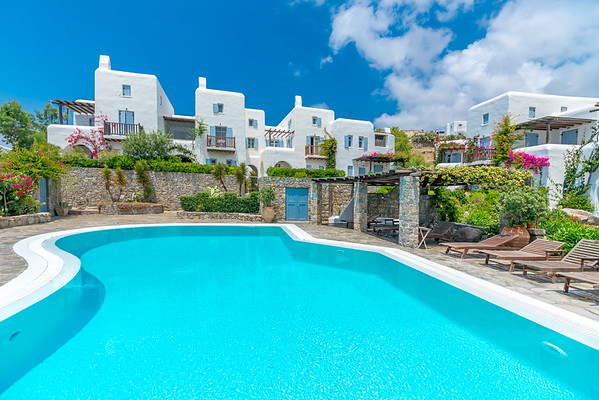 PLEIADES, Traditional Apartments, Mykonos
