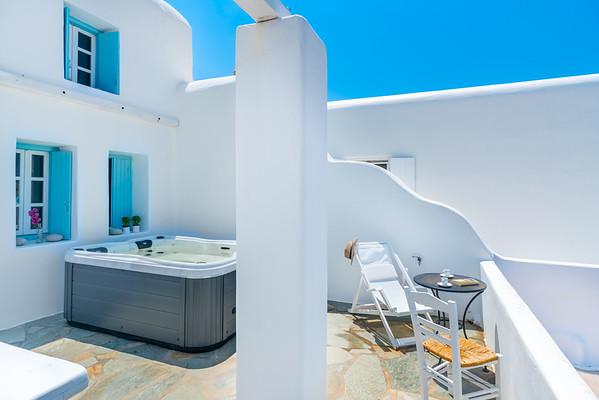 ORNOS BLUE part II, Guesthouse, Mykonos, Greece