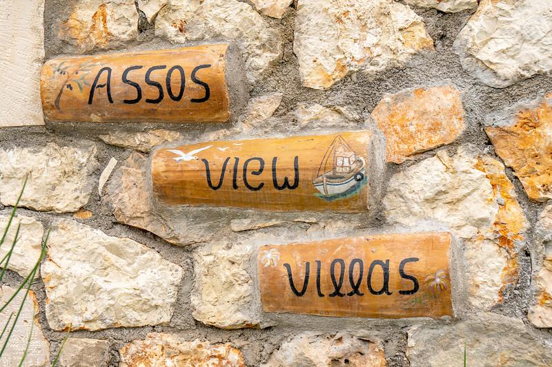 ASSOS VIEW VILLAS, Kefalonia