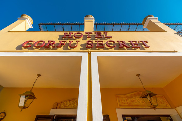 CORFU SECRET HOTEL, Corfu