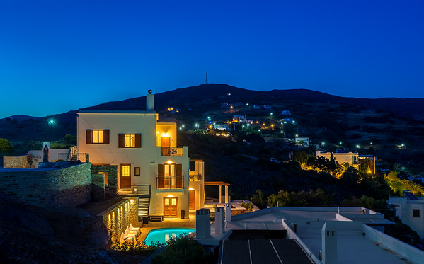 BELVEDERE ANDROS, Suites, Andros, Greece