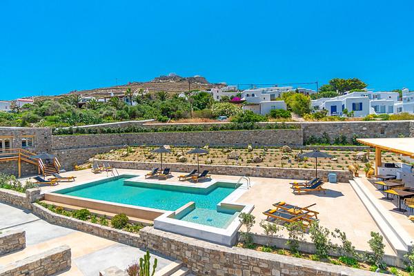 MYKONOS CACTUS, Hotel, Mykonos
